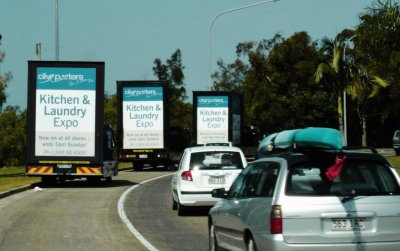 Mobile Billboards